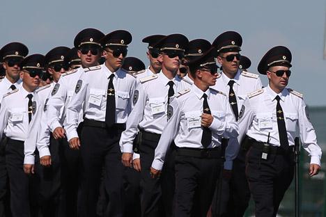 Russische Abgeordnete wollen mehr Rechte für die Polizei.