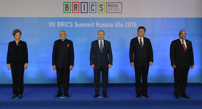 Foto: BRICS2015