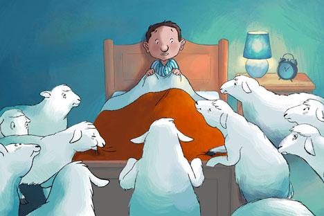 """Das französisch-belgische Projekt """"Counting Sheeps"""" von Frits Standaert wurde beim Krok in der Kategorie """"Bester Film für Kinder"""" nominiert."""