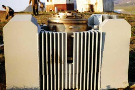 Ausgediente Radionuklidbatterien waren eine Gefahr für die Umwelt.
