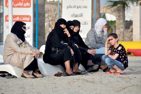 Die Menschen in Syrien sehen keine Alternative zum Assad-Regime.