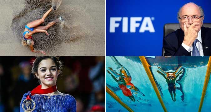 Die wichtigsten Ereignisse der russischen Sportwelt im Jahr 2015.