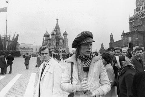 От гара на гара. Пътешествия с Бауи 1973-1976, Джеф Макромарк.