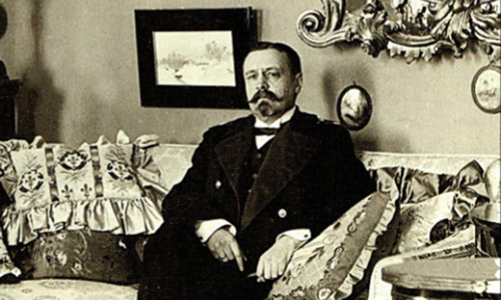 Im März 1917 wurde Nikolaj von Bünting festgenommen und auf dem Weg zum Verhör getötet.