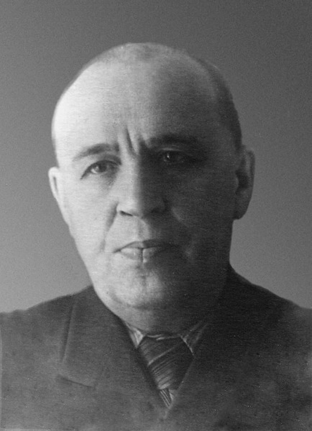 Der deutsch-sowjetische Sprachwissenschaftler Andrei Dulson. Foto: Archivbild