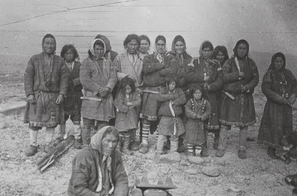 In Sibirien erforschte Dulson die Sprache des kleinen Volkes der Keten. Foto: Wikipedia