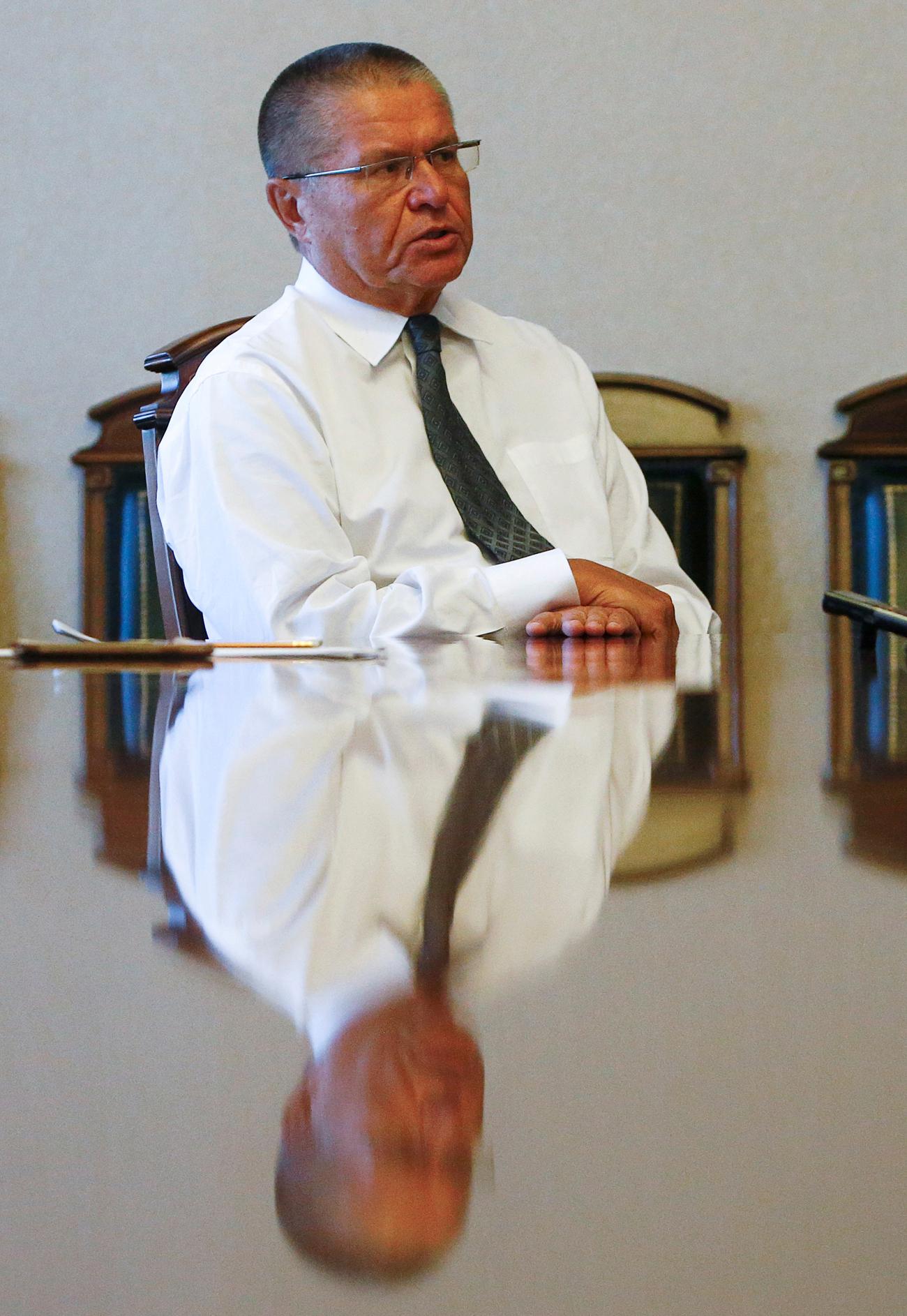 Alexej Uljukajew. Foto: Reuters