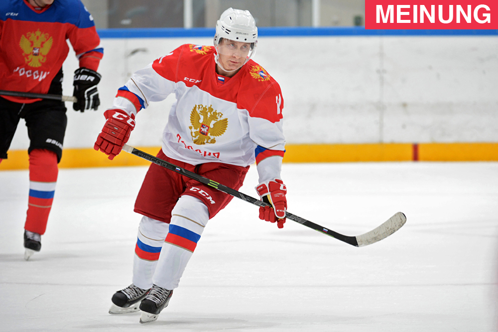 Am 6. Januar 2016 nahm der russische Präsident Wladimir Putin am Training der Night Hockey League in Krasnaja Poljana in Sotschi teil.