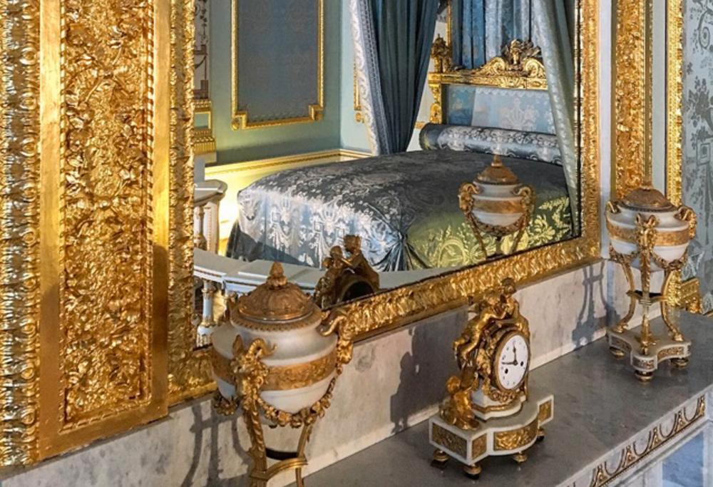 Interior del palacio. Fuente: hermitage_museum / Instagram