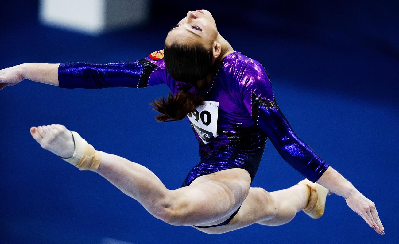 Sie aber kam wieder – zum Staunen der Ärzte, Trainer und Konkurrentinnen. Ihr Programm blieb dabei nahezu unverändert. In London gewann sie damit Gold im Turnen, zwei Bronze- und eine Silbermedaille.