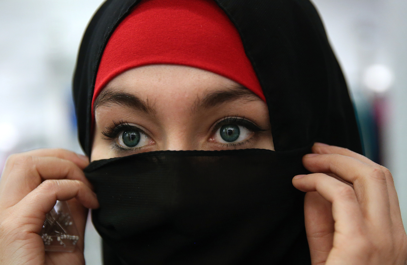 The attraction of Islam for some Russian women