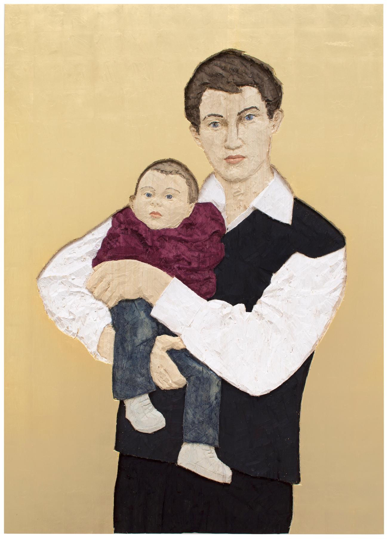 Sein Werk wird nun im Rahmen eines Projekts des Goethe-Instituts in Moskau gezeigt.