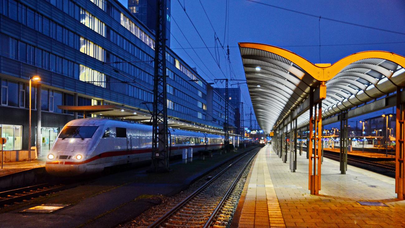 Der Zug nach Moskau wird sonntags und montags vom Berliner Ostbahnhof fahren.