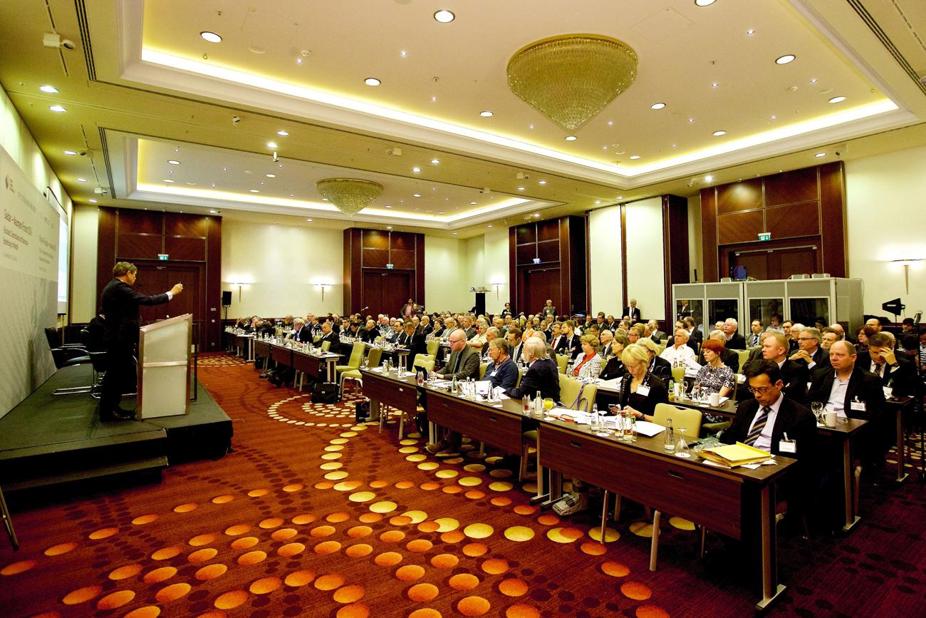 Das Gaidar-Naumann-Forum fand zum dritten Mal in Berlin statt.