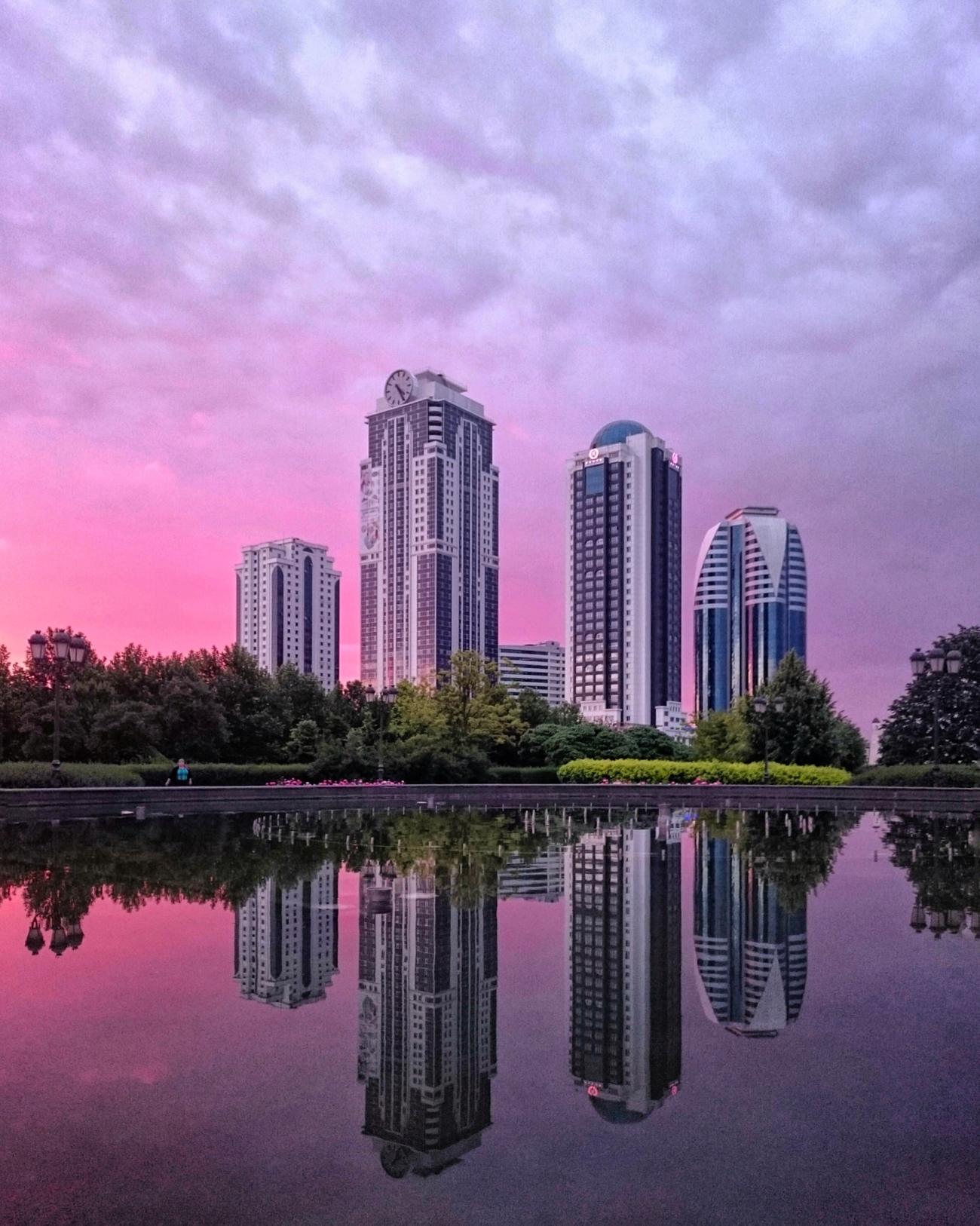 "Grozny city hotel. Source: <a  data-cke-saved-href=""http://www.pictaram.com/user/unknown_caucasus/2533907852"" href=""http://www.pictaram.com/user/unknown_caucasus/2533907852"" target=""_blank"">Muslim Alimirzaev</a>"