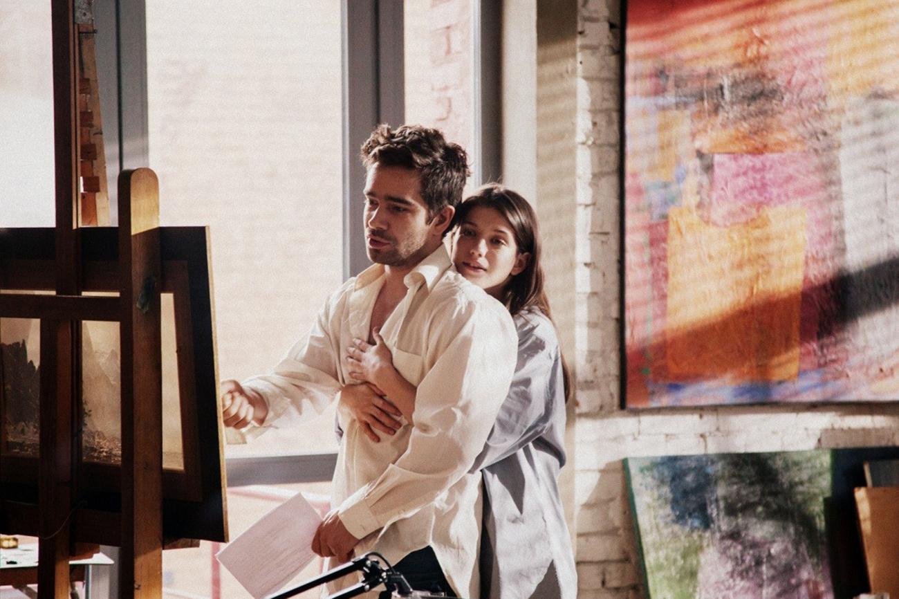 """Eröffnet wird die Woche mit dem Film """"Reine Kunst"""" von Renat Dawletjarow."""