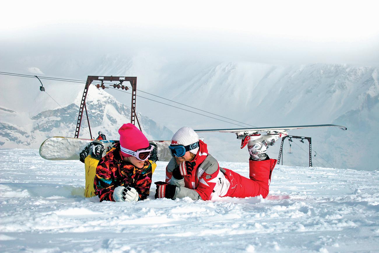 Sotschi ist laut der populären Reisewebseite Tripadvisor die zweitgünstigste europäische Ski-Destination für einen Familienurlaub.