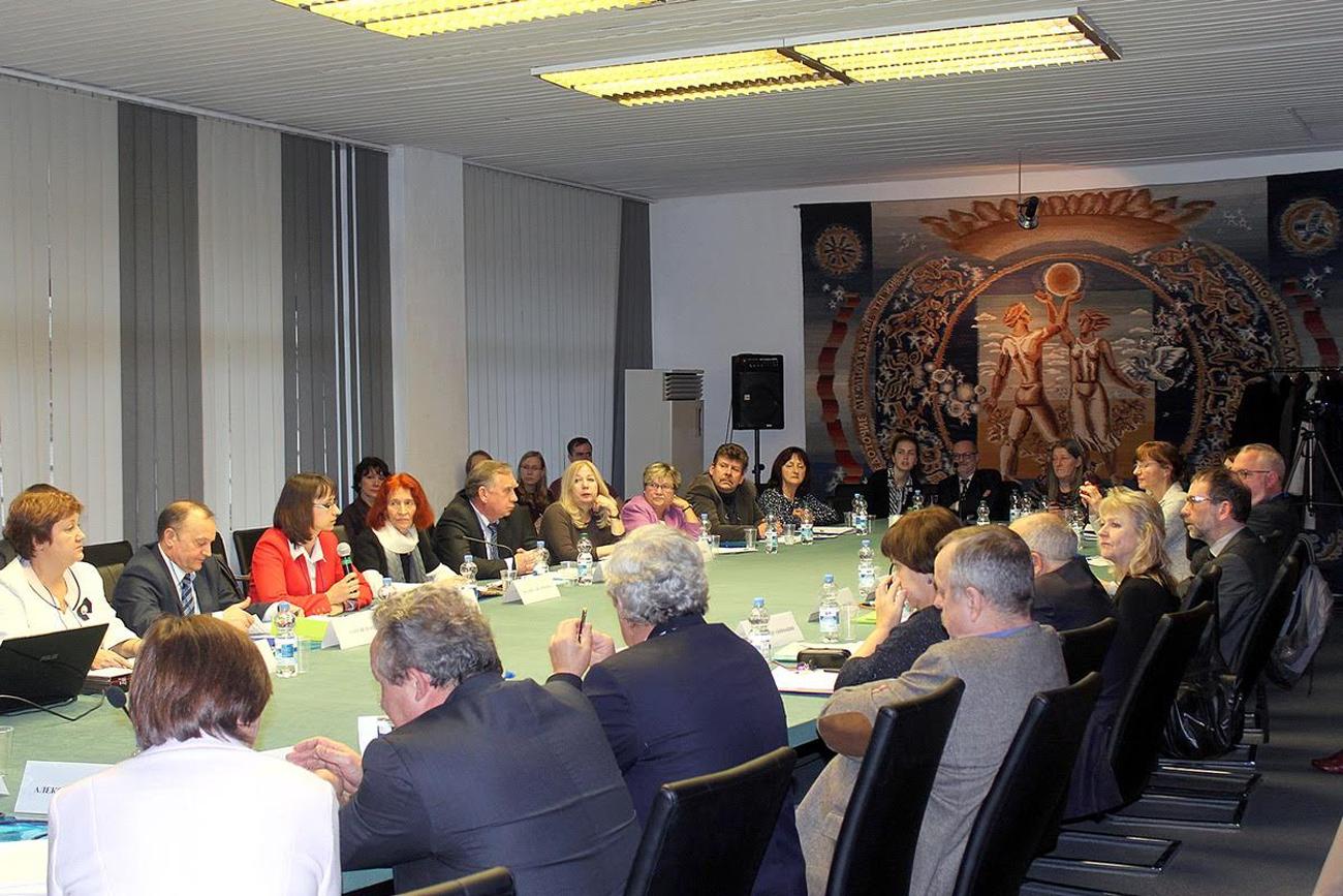 Die Universität kooperiert auch in schwierigen Zeiten eng mit Deutschland.