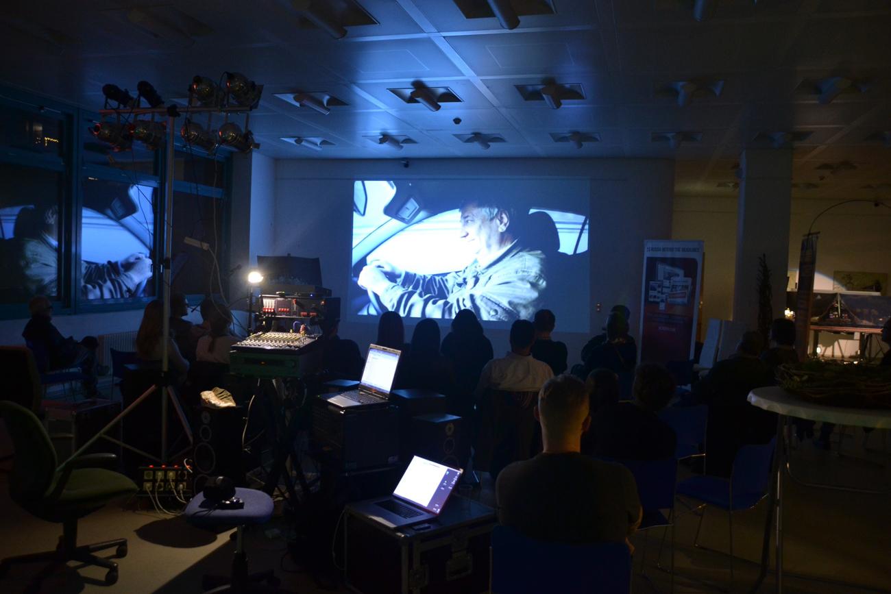 Im Film wird die Geschichte des sibirischen Regisseurs Petr Anofrikov erzählt.  / RBTH