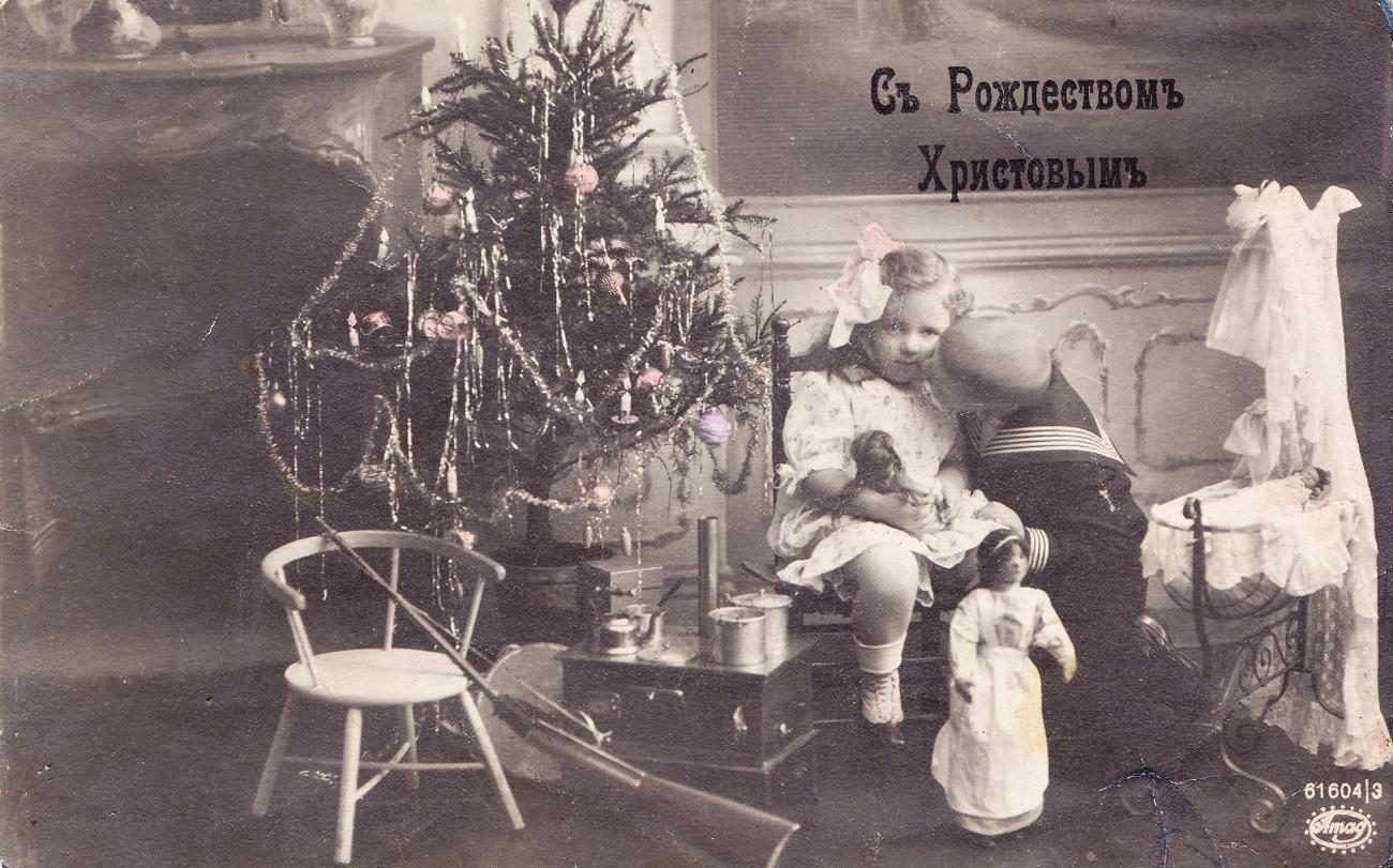 Viele Schriftsteller nutzten die Weihnachtszeit, um zum Nachdenken anzuregen. Frohe, aber auch produktive Weihnachten also! Quelle: Archivbild