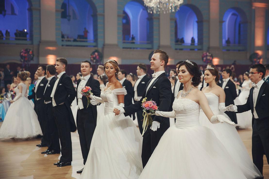 Wiener Ball ist zur größten regelmäßig organisierten Veranstaltung Moskaus geworden.