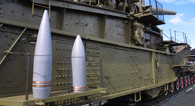 Soviet-Russian nuclear trains are quite expensive and rather hard to operate, but their main advantages – stealth and surprise – are worth the trouble. Source: PhotoXPress