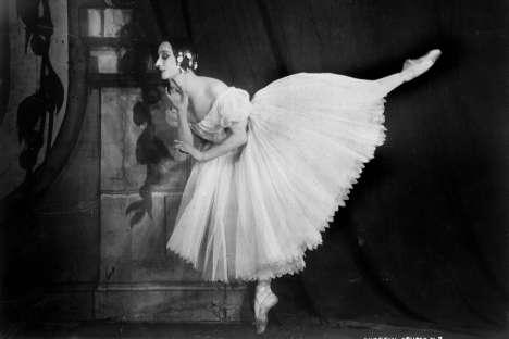 La dura vida de un bailarín empieza con la admisión en una escuela de ballet. Fuente: ITAR-TASS
