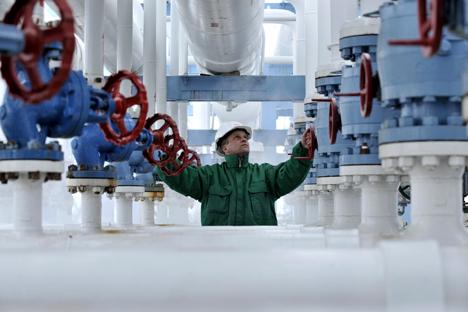 Atualmente, a Rússia produz cerca de 10 milhões de toneladas de GNL, o que representa 4,5% das vendas globais Foto: AP