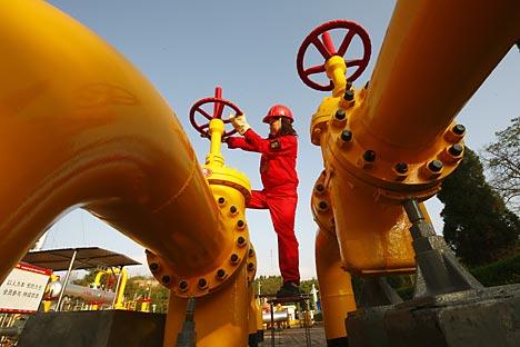 O relacionamento da Rosneft com parceiros chineses não tem diferenças da estratégia global da China em relação aos seus vizinhos Foto: AFP/East News