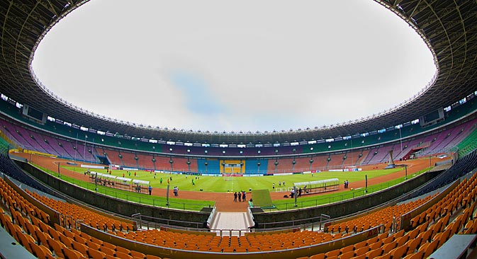 Gelora Bung Karno Sports Complex, the largest and oldest mega sports facility in Indonesia. Source: Press photo