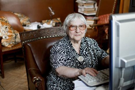 Engelina Tareeva, 86. Source: Kommersant / Varvara Lozenko