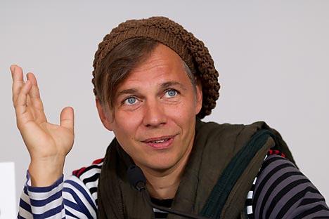 Russia's musician Ilya lagutenko. Source: ITAR-TASS