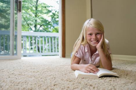 Smiles better: learning at home can be very effective. Source: Alamy / Legion Media