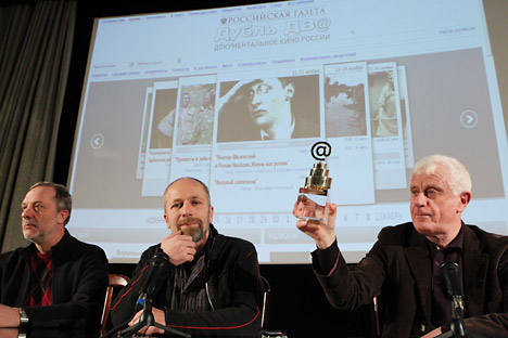 The Third Double Dv@ Internet Film Festival focuses on fiction films.Source: Rossiiskaya Gazeta / Sergei Mikheev
