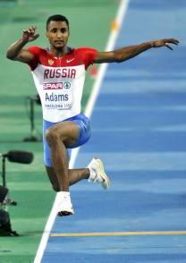Lyukman Adams. Source: RIA Novosti