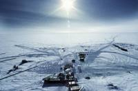 Lake Vostok in the South Pole. Source: RIA Novosti