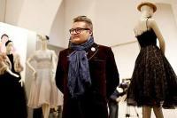 Alexandre Vassiliev, Russia's prominent costume designer and collector. Source: Elena Pochetova