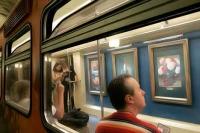 The Aquarelle Train. Source: Reuters/Vostock-Photo