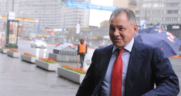 Former Emergency Situations Minister Sergei Shoigu was appointed governor of the Moscow Region. Source: ITAR-TASS