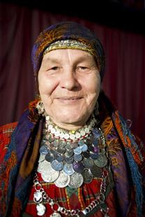 Granya Ivanovna Baisarova. Source: AFP / East News