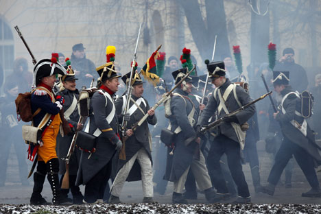 This fall Russia will celebrate the 200th anniversary of the Patriotic War of 1812. Source: RIA Novosti / Alexey Danichev
