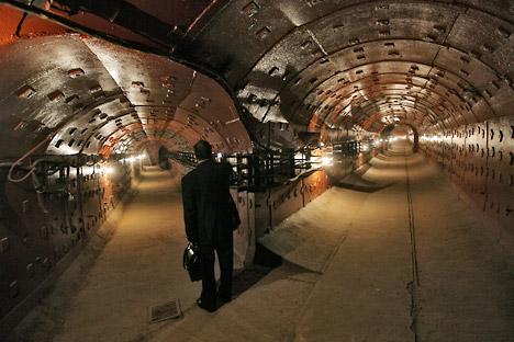 Stalin's bunker, or Bunker-42. Source: Kommersant