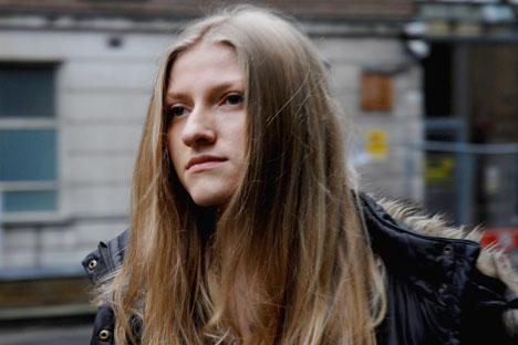 Yekaterina (Katia) Zatuliveter, a former assistant to British MP Mike Hancock. Source: RIA Novosti