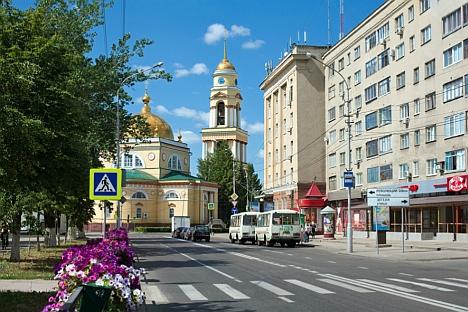 The city of Lipetsk. Source: Legion Medion, Geo Photo
