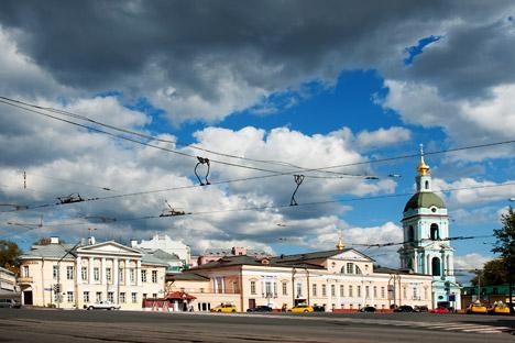 Kitai-gorod historic district of Moscow. Source: Lori / Legion Media