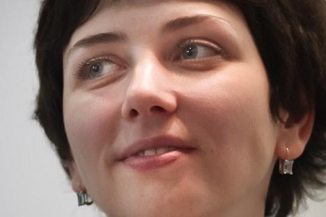 Anna Starobinets. Source: Dmitry Rozhkov / Wikipedia.org