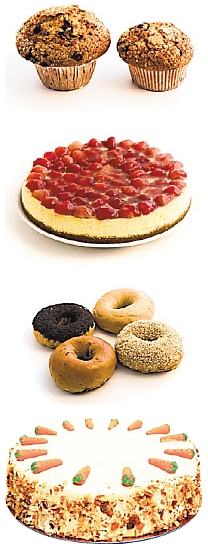 New York Bakery treats tempt Muscovites and expats alike. Source: Press Photo