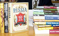 Overlook Press is committed to nurturing little-known writers and works. Almost 15 percent of Overlook's authors are foreign writers in translation, including Russians. Source: Mark Grubstein