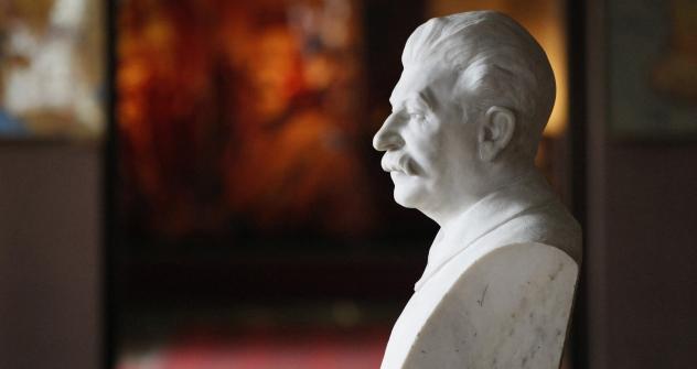 The Stalin Museum in Georgia. Source: AP