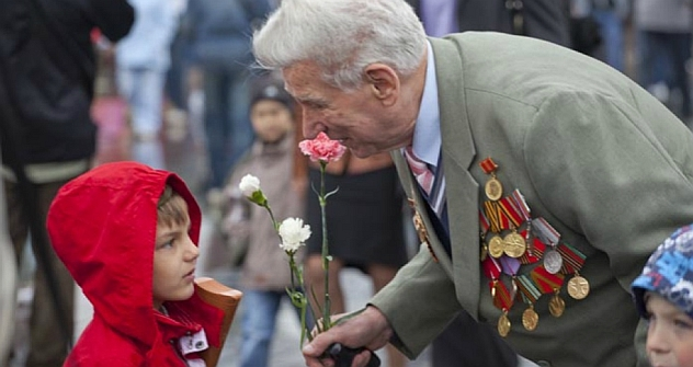 Russia has celebrarted Victory Day.  Source: RBTH / Ricardo Marquina Montanana